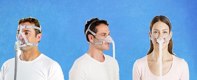 呼吸机鼻罩