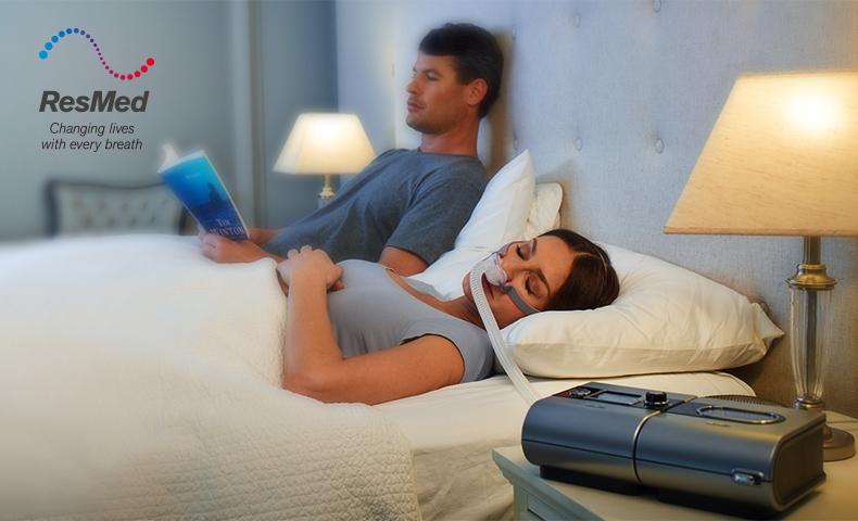 睡眠呼吸机治疗打呼噜的原理