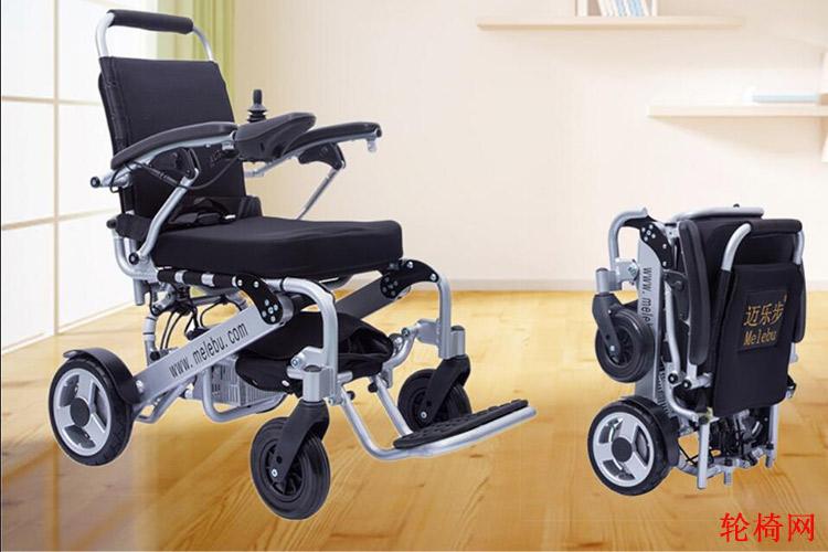 迈乐步A07折叠电动<a href=http://www.lunyi8.cn target=_blank class=infotextkey>轮椅</a>