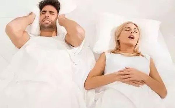 打呼噜证明睡得香吗
