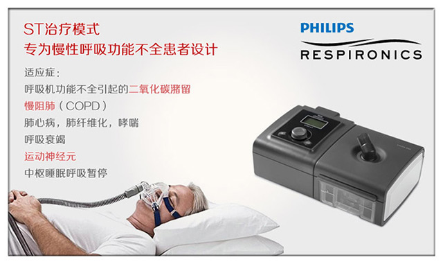 飞利浦伟康无创家用呼吸机